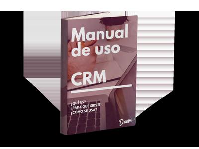 Manual de uso de CRM