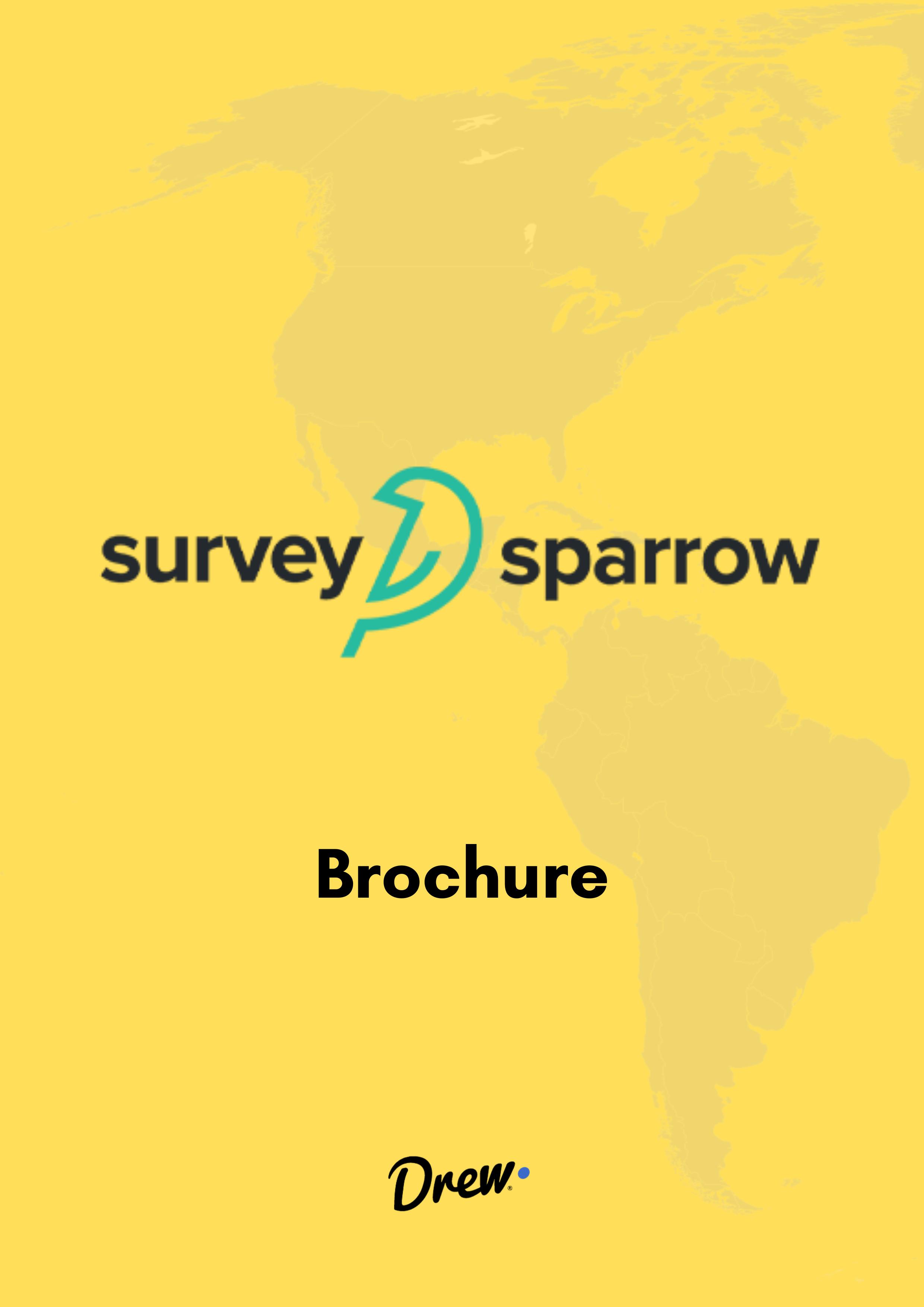 Brochure de SurveySparrow