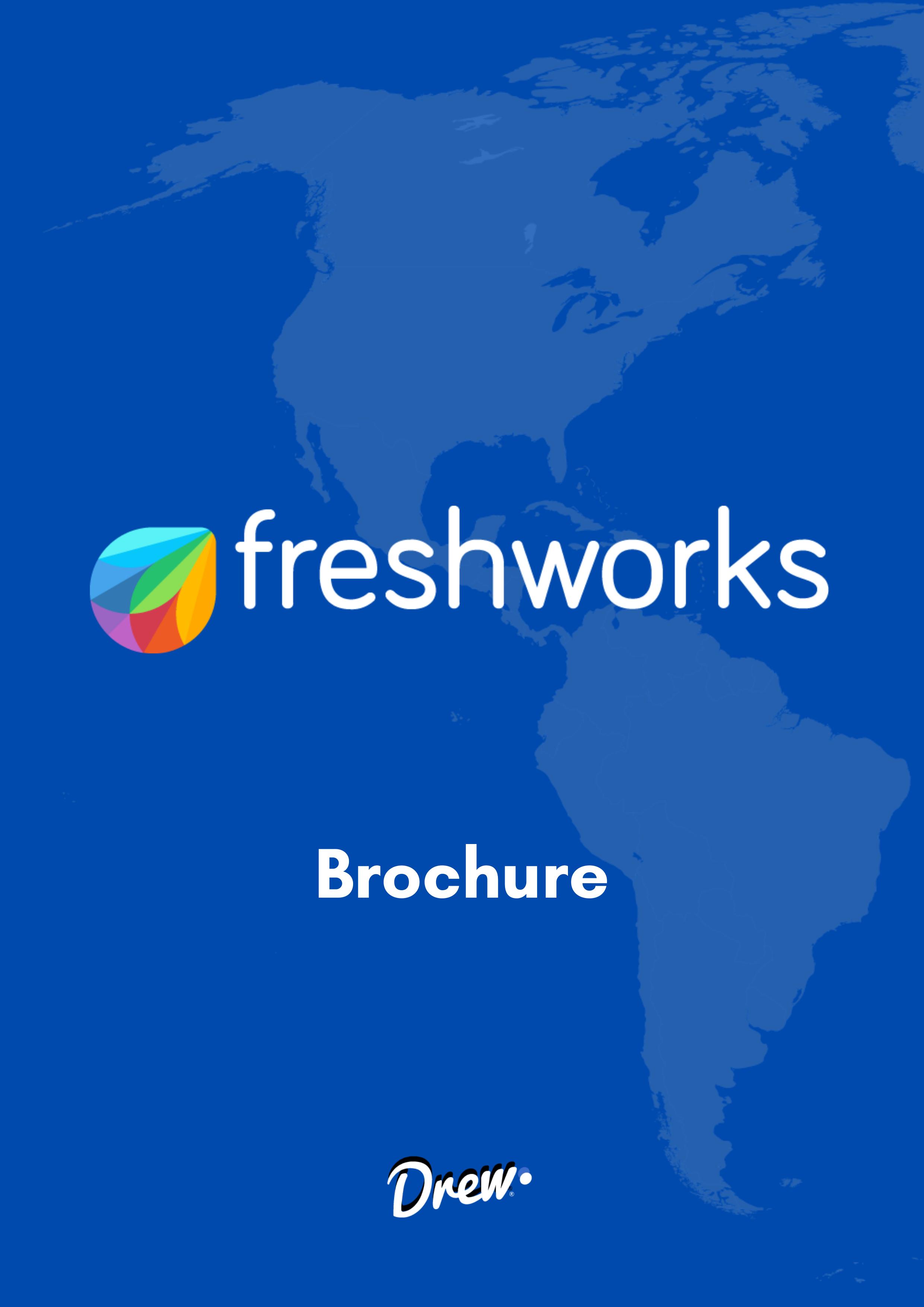 Brochure de Freshworks