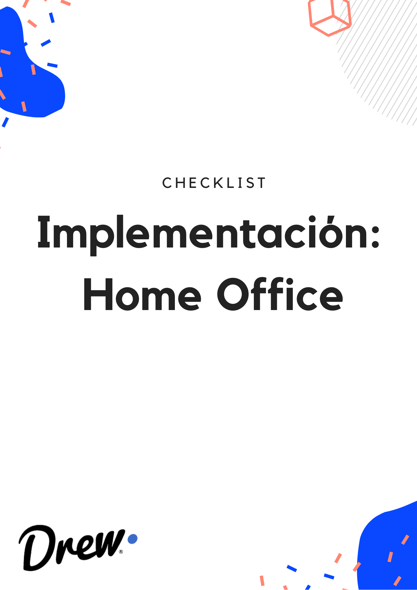 Checklist para implementar Home Office