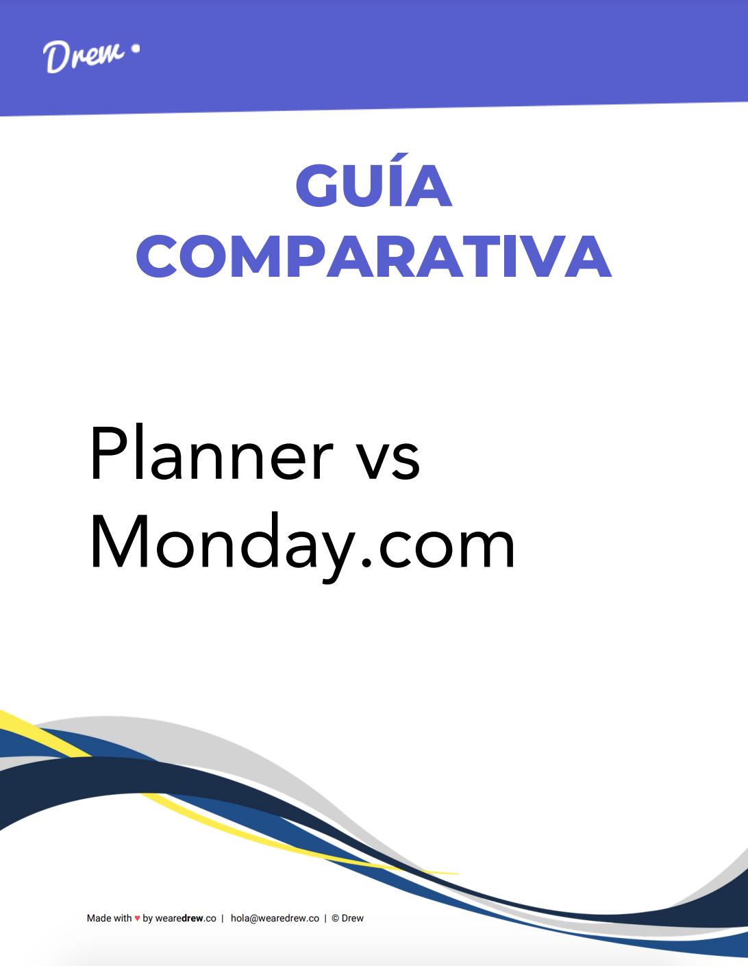 MS Planner vs monday.com