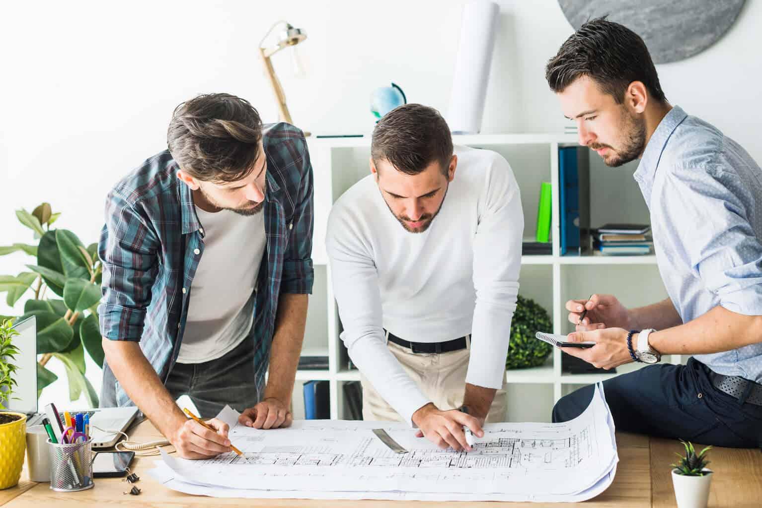 Arquitectura etérea: mostrar el avance en procesos de render y diseño